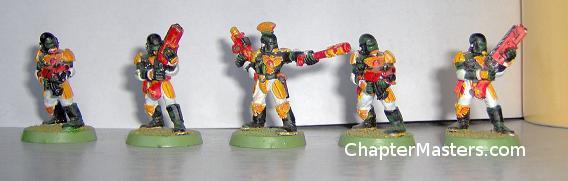 Gray </p><p>Knight Mk1 Adeptus Abites